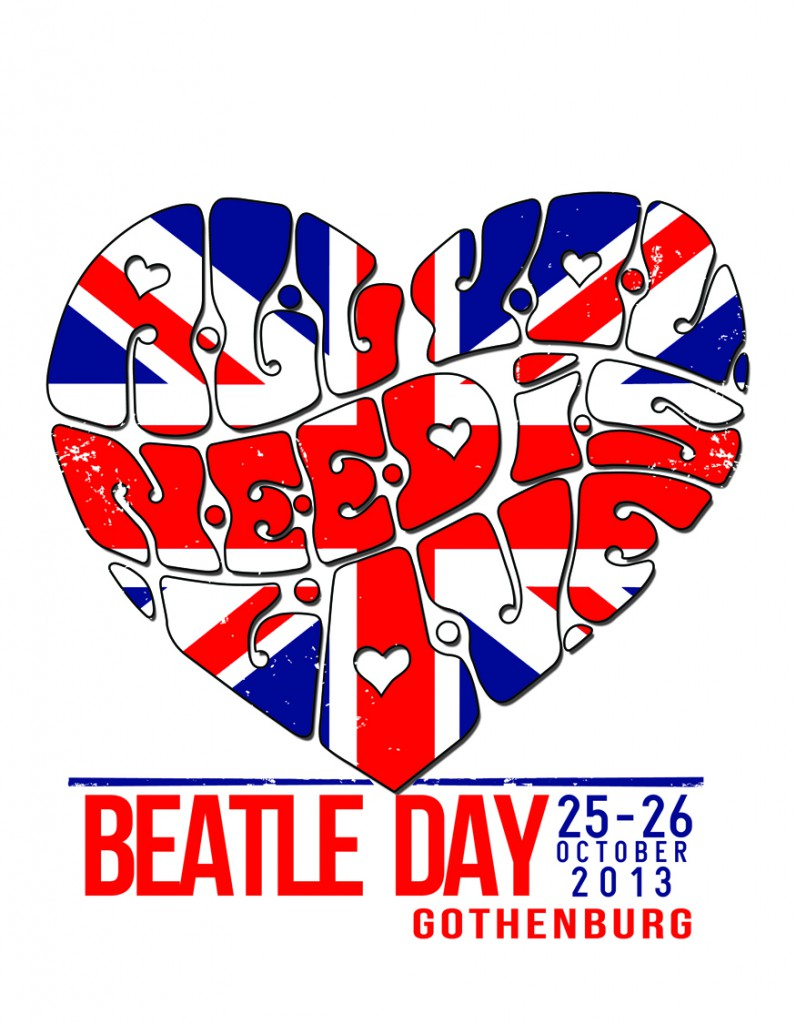beatleday2013 logga