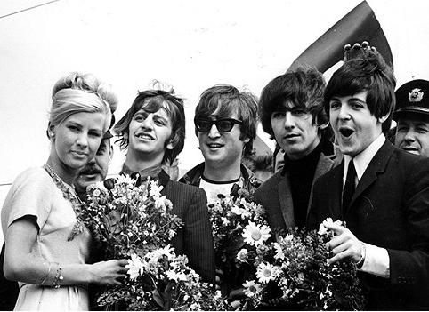Fröken Sverige möter Beatles 1963