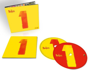 Beatles 1 DVD CD bild 2