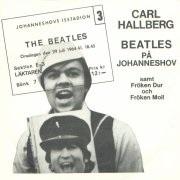 Carl Hallberg med egen singel