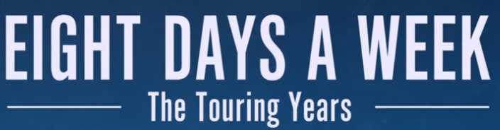 8. Eight Days A Week The Touring Years