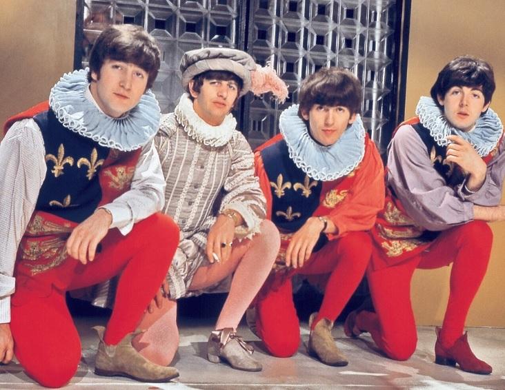 Beatles in midsummer nights dream