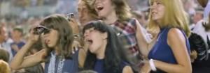 Fans Shea Stadium