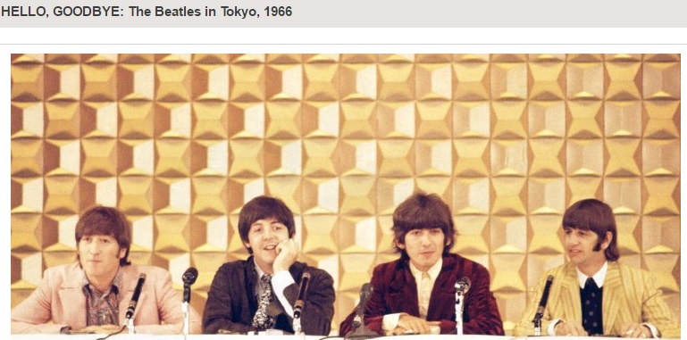 Hello Goodbye - TB in Tokyo 1966