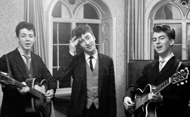 I Me MIne - Paul John och George