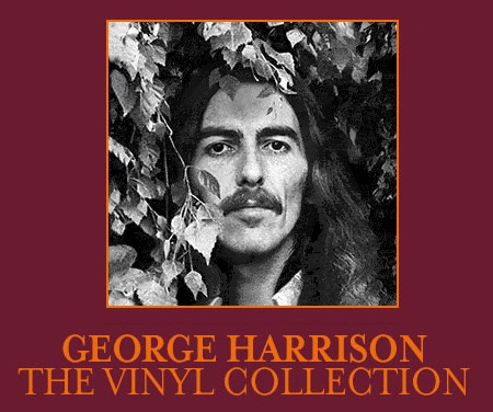 George Harrison The Vinyl Collection med foto